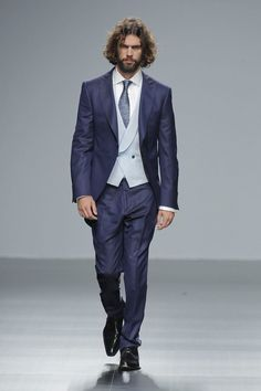 Fuentecapala Spring/Summer 2016 Bridal Collection - Male Fashion Trends