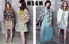 MSGM Collezione PE 2014 - ChirulliShop.com  Lo stile moderno è creatività, un pizzico di eleganza e stravaganza: lo stile di MSGM rispecchia a pieno i giovani della nostra società, sempre pronti ad azzardare uno stile diverso dal comune!   #MSGM Resort2014 #Display #SS14 #MSGMstore #Brera #Milan #TieDye #fashion #moda #shopping #woman #style  http://www.chirullishop.com/it/26-nuove-collezioni-pe?id_category=26&n=50