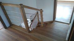 Blog MojaBudowa.pl Dom GŁADYSZÓW M buduje agnerb1 - internetowy dziennik budowy, katalog firm budowlanych House Stairs, Ladder, Dom, Houses, Living Room, Living Room Ideas, Interior, Stairways, Catalog