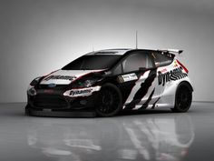 La saison 2010 en S-WRC pour Symtech Racing démarre