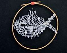 paličkovaná ryba/ bobbin lace fish