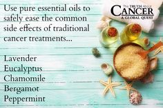 Discover how cancer patients are using essential oils and aromatherapy to cope with chronic pain, nausea, stress, depression, and more. Click on the image to get the inside scoop!