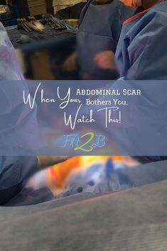 If Your Abdominal Scar Bothers You, Watch This! - Fit2B.com - When you are working to strengthen core muscles after surgery {post csection, appendectomy, hernia surgery, etc.} Don't miss out on this free video that shows you how to gently massage your abdominal scar - #postpartum #recovery #healing #momlife #diastasisrecti #diastasis #fitmom #newborn #fitmomlife #fitmom #homefitness #abworkout #homeworkouts_4u #healthylife #healthylifestyle #coreworkouts #diastasisrecti #diastasis Home Workout Videos, At Home Workouts, Core Workouts, Pelvic Floor Exercises, Diastasis Recti, Self Massage, After Surgery, Core Muscles, Pregnancy Workout