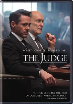 """The judge"" PN1997.2 .J83 2015"