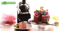 Yonanas is turning 5 & it's a sweet celebration! ENTER to WIN a grand prize of $500 & a Yonanas Elite. 5 lucky runners-up will win $50 & a Yonanas Elite!