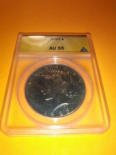 Your place to buy and sell all things handmade Peace Dollar, American Coins, Community Boards, Coins For Sale, Us Coins, Silver Dollar, Coin Collecting, Silver Rounds, Awesome Stuff