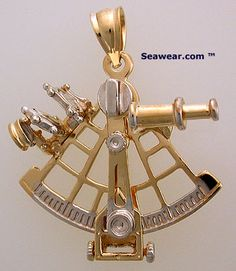 A sextant is an instrument used to measure the angle between any two visible…