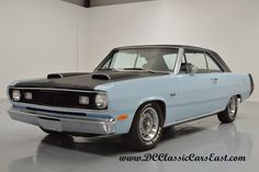 1972 Plymouth Scamp Two door Hard Top