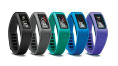 Premiere: Fitness-Armband Garmin Vivofit im Test