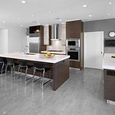 Dark Grey Tile Kitchen Floor Lsvqtbbm