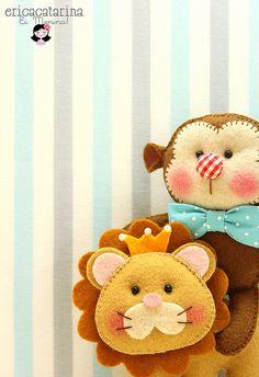 Safari para Sandra by Ei menina! - Érica Catarina, via Flickr
