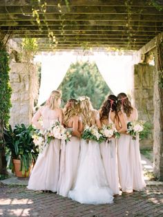 I would have a ton of bridesmaids