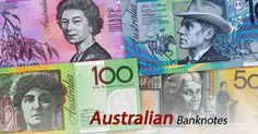 Australian Banknotes Very Beautiful, Australian Banknotes are a Fun for collection , the style and color of the Polymer Australian Banknotes are very unique