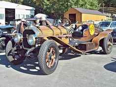1917 American La France Speedster 14,5000cc