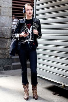 Milan Fashion Week Street Style Fall 2013 | POPSUGAR Fashion
