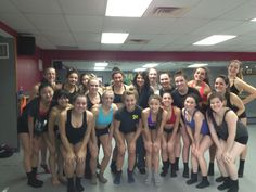 ACE Choreography with Kristen