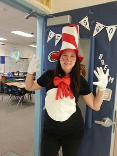 I look forward to seeing you all dressed up like this Book Character Dress Up Ideas! @Kimberly Peterson McLaren @Sarah Chintomby Leary