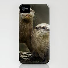 P-Ottering about iPhone Case by F Photography and Digital Art - $35.00