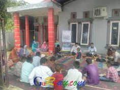 Rumah Quran Lazis PLN Riaukepri Pekanbaru Laksanakan Pekan Kreasi Santri