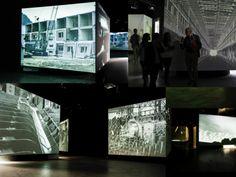 Romanian Pavilion, Venice Biennale 2014 #SiteUnderConstruction
