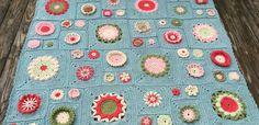 Garden State Crochet Along van JulyAnn – Een Mooi Gebaar
