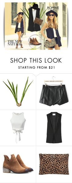 """""""10/2"""" by dinna-mehic ❤ liked on Polyvore featuring OKA, Alexander Wang, Clare V., Anine Bing and romwe"""