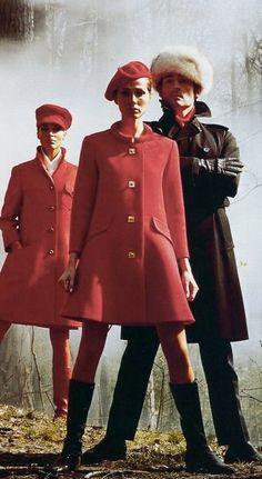 Berlin fashion photo Regina Relang 1967