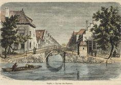 Leiden, Rue, Holland, Capri, History, City, Nostalgia, Kunst, The Nederlands