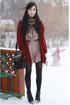 fall / winter style inspiration