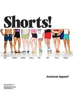 広告アーカイブ - プレス - アメリカンアパレル