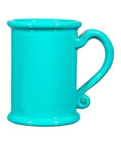 Look what I found on #zulily! Aqua Turino Mug #zulilyfinds