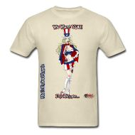 T-Shirts ~ Men's T-Shirt ~ Zombie School Girl Rachel: Full Transparent Zombie School Girl, Horror Music, Cool Designs, Angels, Mens Tops, T Shirt, Clothes, Tee, Clothing