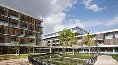 Geriatric Care Baumgarten, Vienna  | Austria by ganahl ifsits architects…