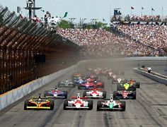 The Indy 500, the Greatest Spectacle in Racing....a place everyone who visits Indy should go...at least once!
