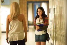 Claire Holt and Grace Phipps in The Vampire Diaries picture #28 of 74