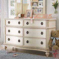 Lea Industries 606-261 Emma's Treasures Drawer Dresser - Home Furniture Showroom