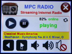 Overview   Raspberry Pi radio player with touchscreen   Adafruit Learning System
