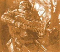 (2) warhammer 40k | Tumblr Military Art, Military History, 40k Imperial Guard, Far Future, Warhammer 40k Art, Angel Of Death, The Grim, Sci Fi Fantasy, Dieselpunk