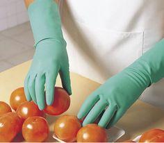 Guantes resistentes de nitrilo azul satinados modelo Soft Skin de Suministros Planas. Sin látex ni PVC. Para ver más información: clic en la imagen.