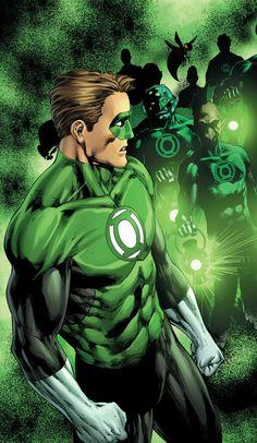 Green Lantern Hal Jordan by Rafa Sandoval