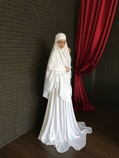Abaya Style, Hijab Style Dress, Abaya Fashion, Skirt Fashion, Beau Hijab, Niqab, Abaya Mode, Modele Hijab, Muslim Fashion