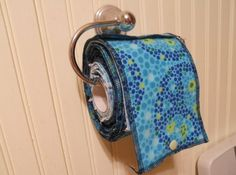reusable toilet cloth