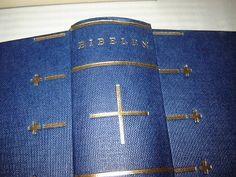 BIBELEN / Danish Bible / DET GAMLE TESTAMENTES KANONISKE BOGER