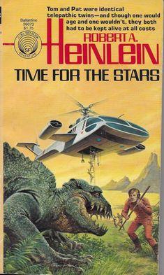 Robert Heinlein, Time for the Stars, Del Rey/Ballantine Books, 1978 (orig. 1956)