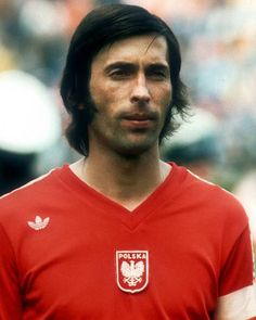 Kazimierz Deyna (23 Oct 1947 – 1 Sep 1989) was a Polish footballer, who played as an offensive midfielder in the playmaker role and was one of the most highly regarded players of his generation.