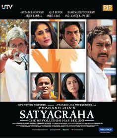 Nice Satyagraha Blu Ray Latest Indian Movies New Hindi Movie