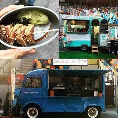 Qui diu que no s'hi pot menjar bé en un camionet ambulant? #tatakidatun #tataki #foodtruck #foodtruckfestival #tarragona by pau_gavs
