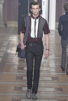 Lanvin Men's RTW Spring 2015 - Slideshow