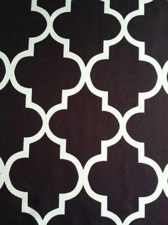 love this mid century hollywood regency pattern