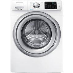 Samsung 4.2 Cu. Ft. Front-Load Steam Washer - White